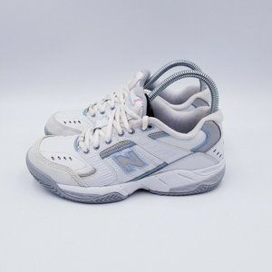 New Balance 653 WCT653WT Sneaker Shoes Lace Up 6.5